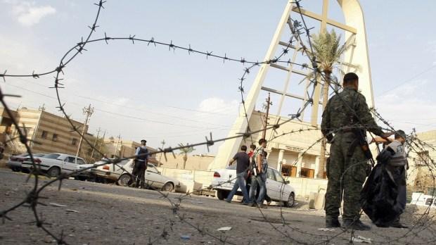 KATEDRA W BAGDADZIE, IRAK