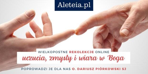 REKOLEKCJE ONLINE ALETEIA
