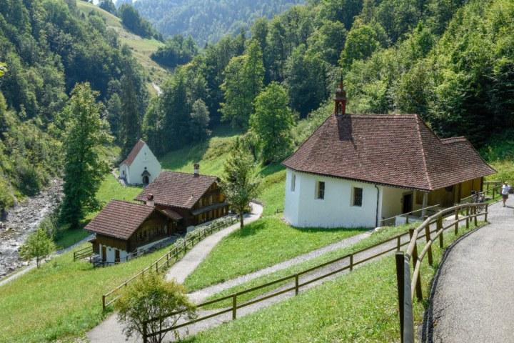 [GALERIA] Pustelnia św. Mikołaja z Flüe, patrona Szwajcarii