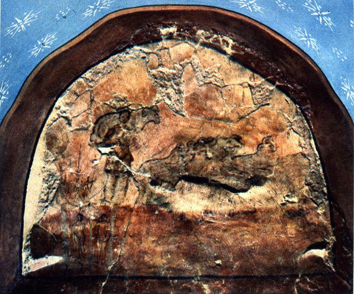 [GALERIA] Zobacz freski, które zdobiły najstarszy chrześcijański kościół domowy!