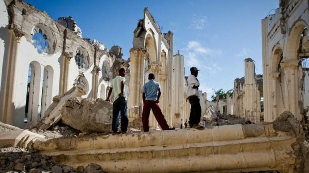 NOTRE DAME NA HAITI
