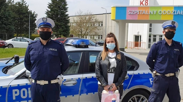 POŚCIG, POLICJA