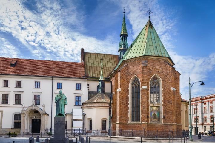 [GALERIA] Kościoły z relikwiami polskich świętych. Kraków