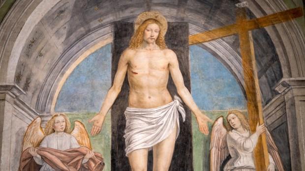 RESURRECTION, BERGOGNONE