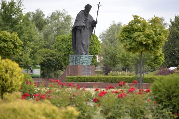 [GALERIA] Wędruj z nami papieskimi szlakami! Sacrotruck rusza w drogę śladami Jana Pawła II