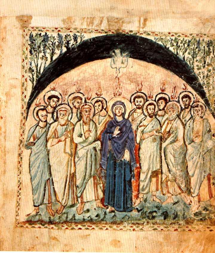 [GALERIA] Najbardziej tajemnicza osoba Boska… Jak wygląda Duch Święty?