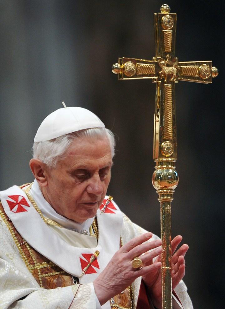 [GALERIA] Jako dziecko chciał zostać malarzem albo… kardynałem. 70. rocznica święceń Benedykta XVI