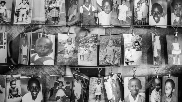 RWANDA, LUDOBÓJSTWO