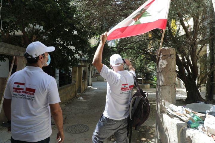 [GALERIA] Ty też możesz wesprzeć poszkodowanych w Libanie