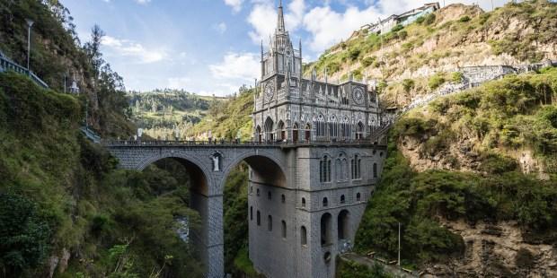 Sanctuary of Las Lajas
