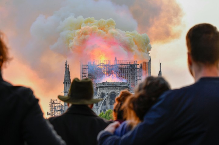 [GALERIA] Nie tylko Notre Dame. 8 znanych kościołów, które się spaliły. Wiesz, które to?