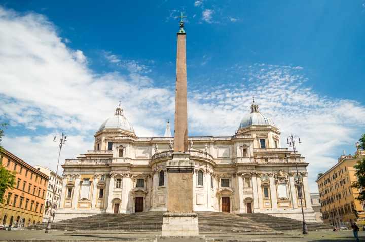 [GALERIA] Matka Boża sprowadziła na Rzym śnieg w… sierpniu? To wydarzenie jest tego upamiętnieniem