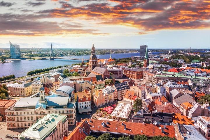 [GALERIA] Na pielgrzymim szlaku: Łotwa, dawna Ziemia Maryi