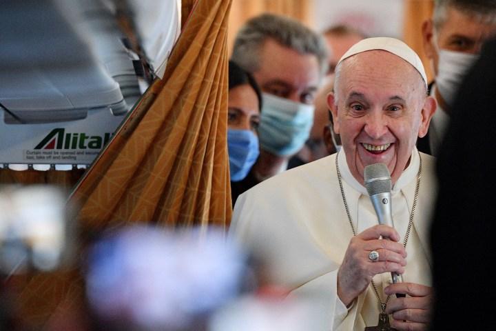[GALERIA] Papież Franciszek w Budapeszcie